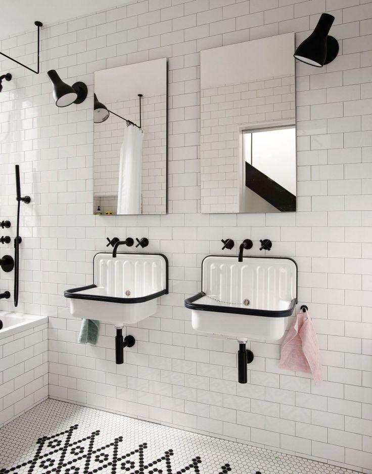Tendencias 2019: losas y azulejos en baños y cocinas ...