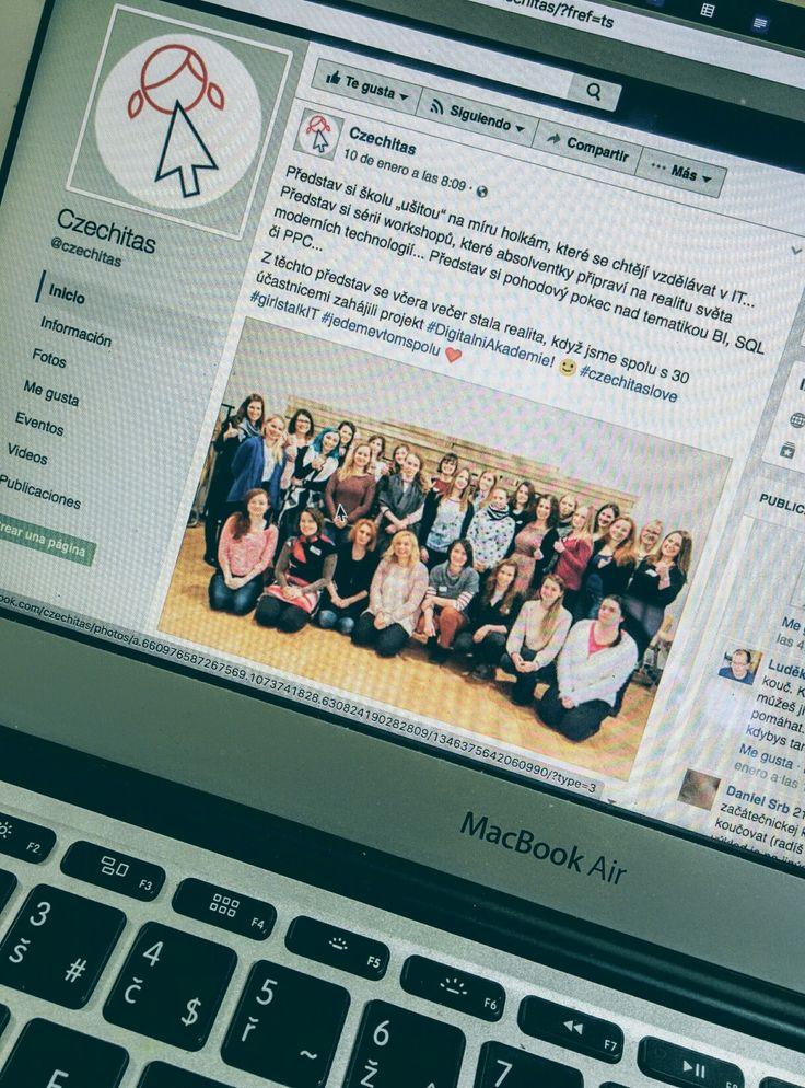 I'm proud I'm part of the new #czechitas & #google project #digitalacademy. As a member of advisory (career) team we help girls to transit to their new IT dream jobs. #volunteer #careerdesignerwithlove  // Je super být zase součást #czechitas týmu. Tentokrát ve fakt velkém projektu Google Digitální akademie.