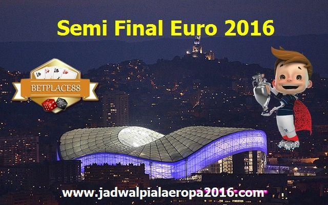 Inilah jadwal babak semifinal Euro 2016 atau Piala Eropa yang akan mempertandingkan 4 tim terbaik di turnamen antarnegara di Benua Biru. 2 pertandingan yang memperebutkan 2 tiket ke babak grand fin…