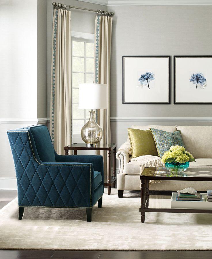 Martin Almada Mayford Living Room | Bernhardt