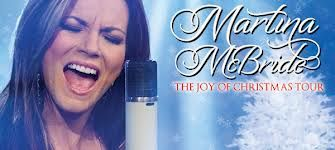 Martina McBride The Joy of Christmas Tour