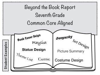 Writing the 8th Grade Book Report