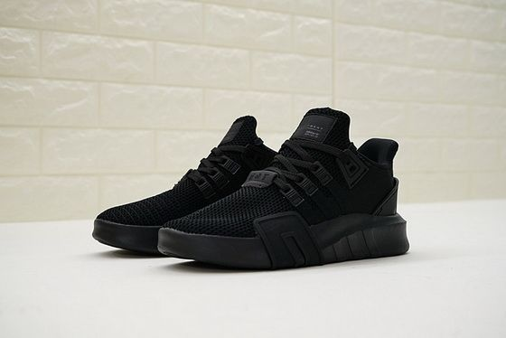 huge inventory e55c3 468f3 Adidas EQT Basketball Adv Triple Black Da9537 Men Shoes Casual Sneakers Shoe
