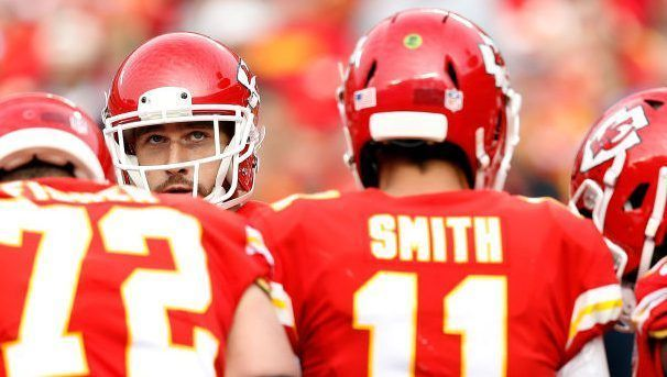 Rodney Harrison calls out Travis Kelce for quitting on late interception