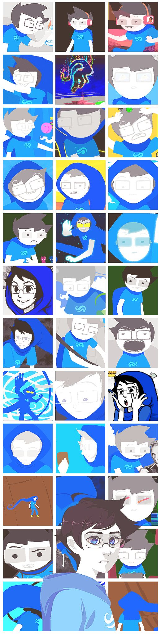Homestuck- The Heir of Breath~John has the be the greatest character with the help of his friends he's gonna be the one to defeat Lord English I know it :)