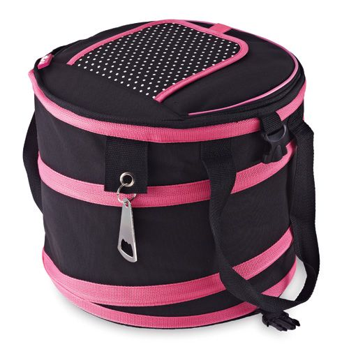 The Pampered Chef® On-the-Go Insulated Collapsible Cooler - The Pampered Chef™