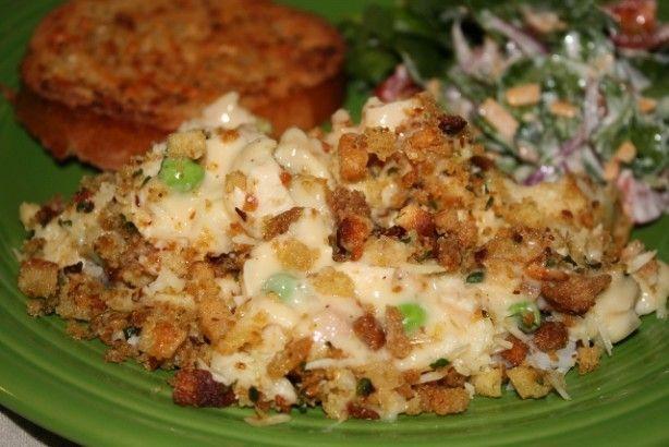 Sharon's Amazing Chicken Casserole