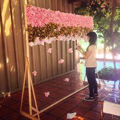 DIY Photobooth Hintergrundwand (Video)   - Boda - #boda #Diy #Hintergrundwand #Photobooth #vidéo