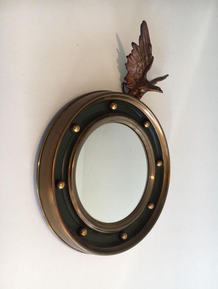 Les 25 meilleures id es de la cat gorie miroirs ronds sur for Petit miroir rond