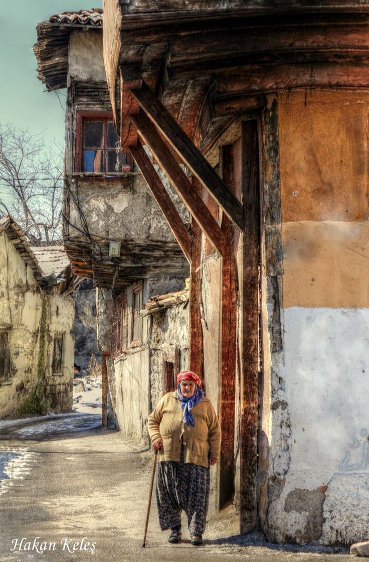 The Village Turkey By Hakan Keleş