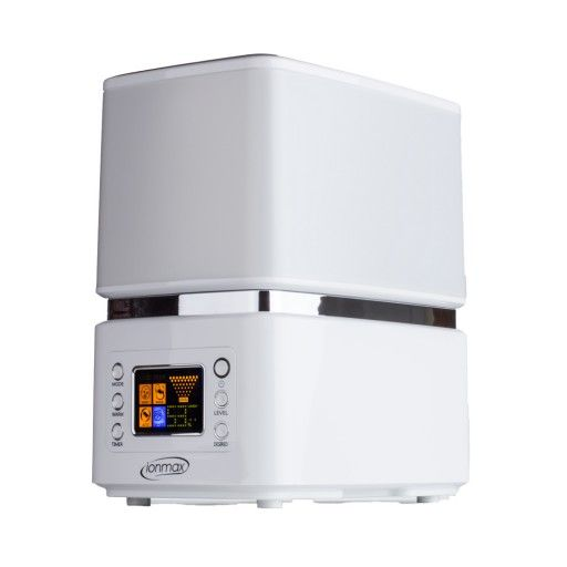 Exquisitely designed with its classy and clean outline, Ionmax hybrid humidifier ION90 with UV is a must-have in every modern home. Packed with features like UV Bio-Photocatalyst sterilisation and deodorisation, Duo-Humidification Technologies and Hygrostat for Pre-set Humidity level, this whisper-quiet beauty promises scintillating functionality that one takes pleasure in.  Introducing a humidifier into your home—especially during the chillier months—can offer you a range of benefits.