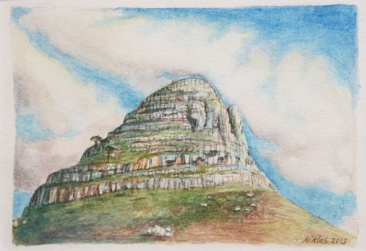"""""""An Other Mountain Series"""" - #26 