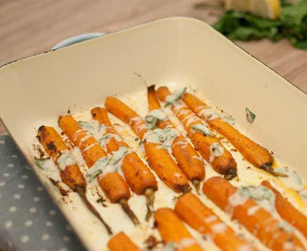Marokkaanse wortels; een fris, pittig en kruidig groentegerechtje. Een ware smaakexplosie. Lekker in combinatie met couscous en lamsvlees.