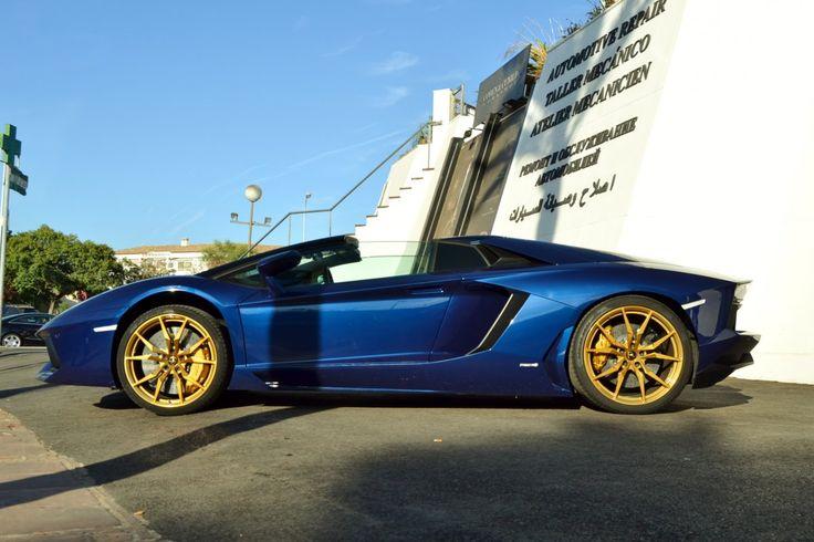 For Sale : Lamborghini Aventador LP 700-4 Roadster - American Version -
