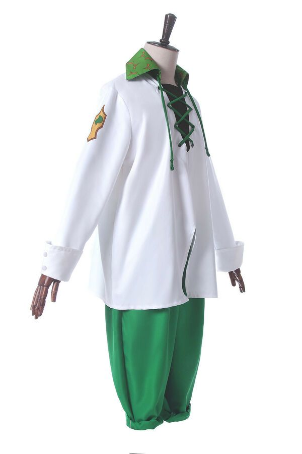 Pants Wigs Halloween Suit The Seven Deadly Sins Meliodas Cosplay Costume Tops