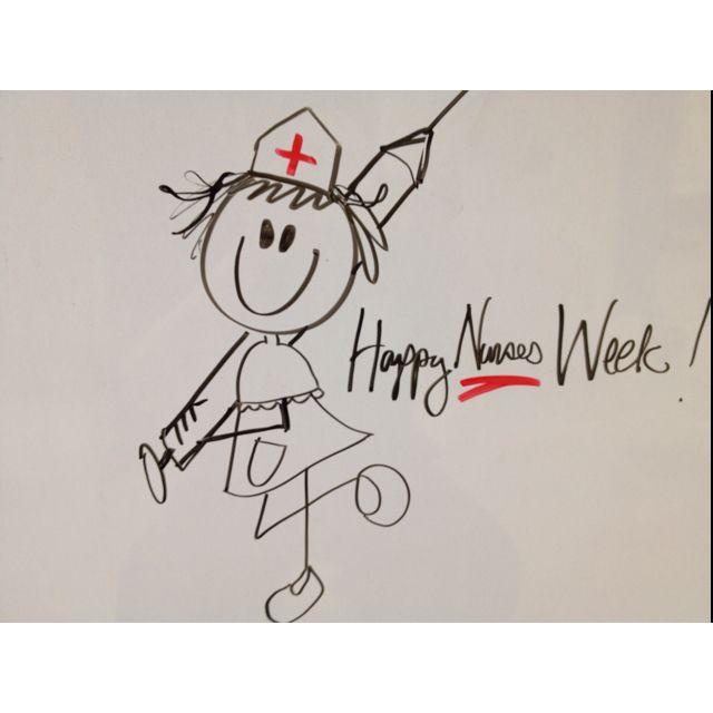 Happy Nurses Week to my lovely friend Jill, she is an amazing nurse and friend. Mwah!