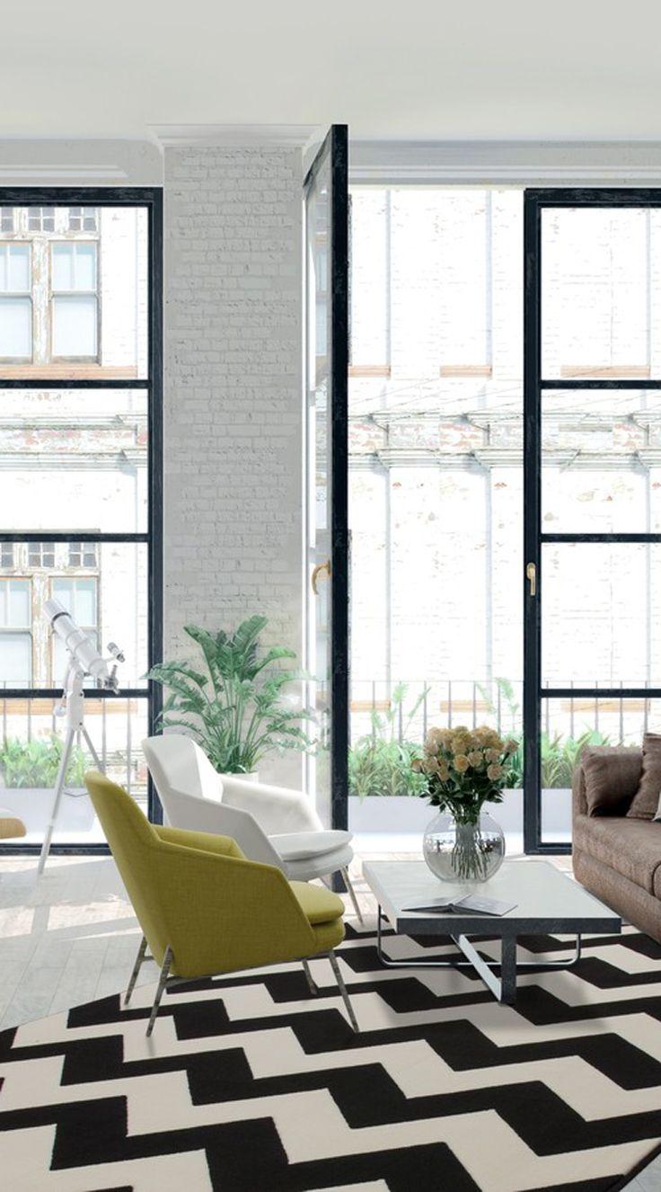 die besten 25 wei er teppich ideen auf pinterest wei e teppiche teppich grau wei und teppiche. Black Bedroom Furniture Sets. Home Design Ideas