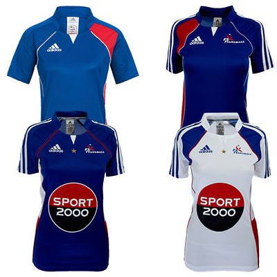 #France #ladies handball jersey #adidas 36 38 40 42 44 46 48 fan jersey new,  View more on the LINK: 	http://www.zeppy.io/product/gb/2/201385723454/