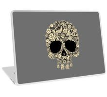 """""""flower skull helloween"""" Classic T-Shirts by angkykezey   Redbubble"""