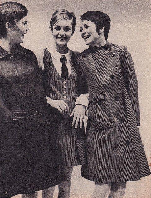 Mary Quant: Short Hair, Shorts Shorts, Mary Quant, Shorts Hair Style, Pixie Hair, Vintage Shorts Hair, 1960S Fashions, Coats, 1960 S
