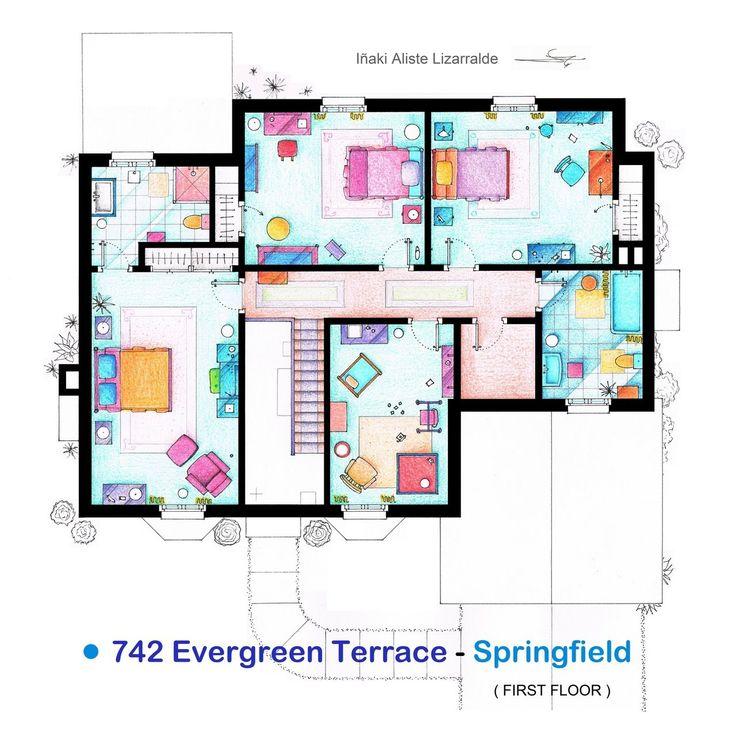 112 best Plan images on Pinterest | Architecture plan ...