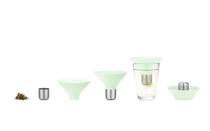Tea Strainer by Normann Copenhagen / in the shop and online!