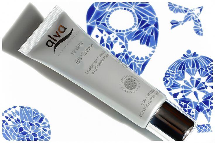 Alva Sensitive BB Cream mit LSF 20