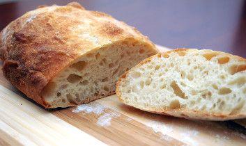 Italský chléb, neboli ciabatta. Víte, jak na něj?