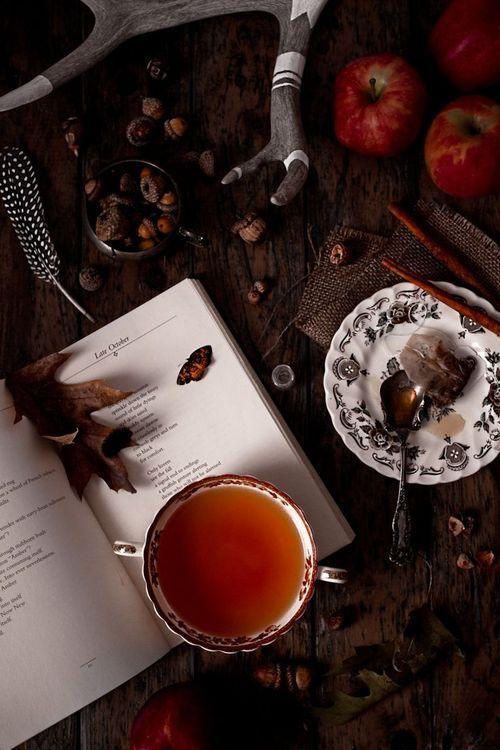 magnoliajones:  Tea & Poetry via Rikki Snyder Photography