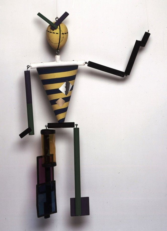 Luigi Veronesi, marionette per l'Histoire du soldat