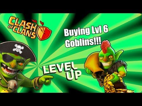 Clash of clans - Buying lvl 6 Goblin, Archer tower and More! - http://www.thehowto.info/clash-of-clans-buying-lvl-6-goblin-archer-tower-and-more/