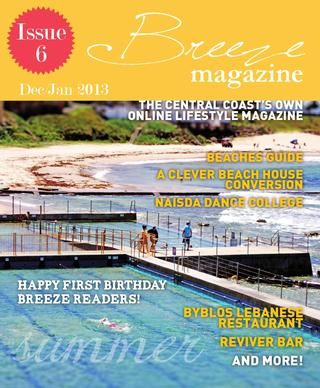 Breeze Magazine Central Coast NSW - A collection of our magazines available on Issuu.com