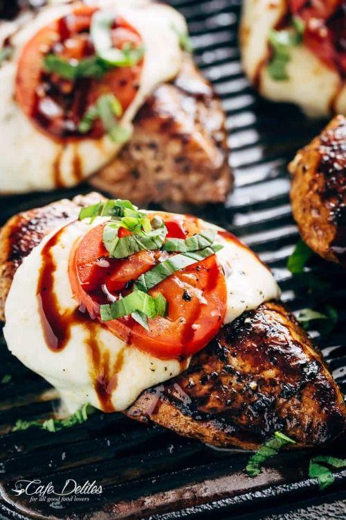 Chicken recipes galore