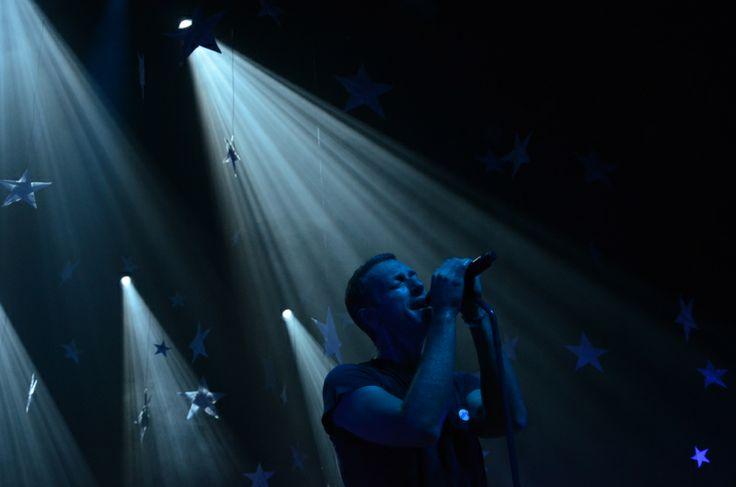 Coldplay, Christ Martin, Paris, 5/28/14