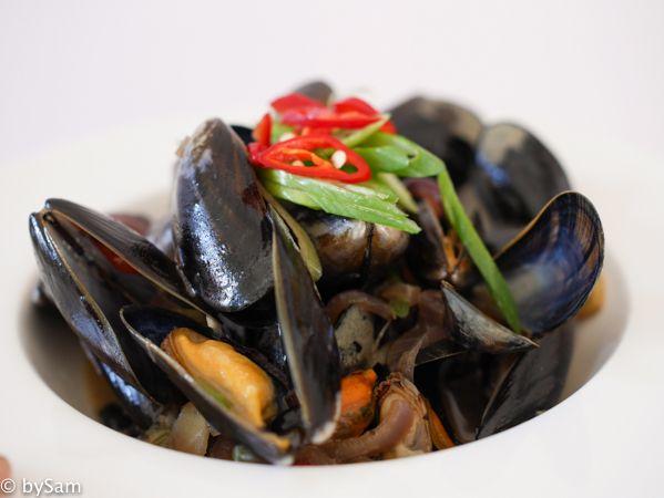 Aziatisch recept oosterse mosselen
