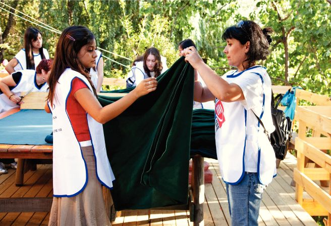 October Young Women Lesson: How can I be more Christlike in my service to others?