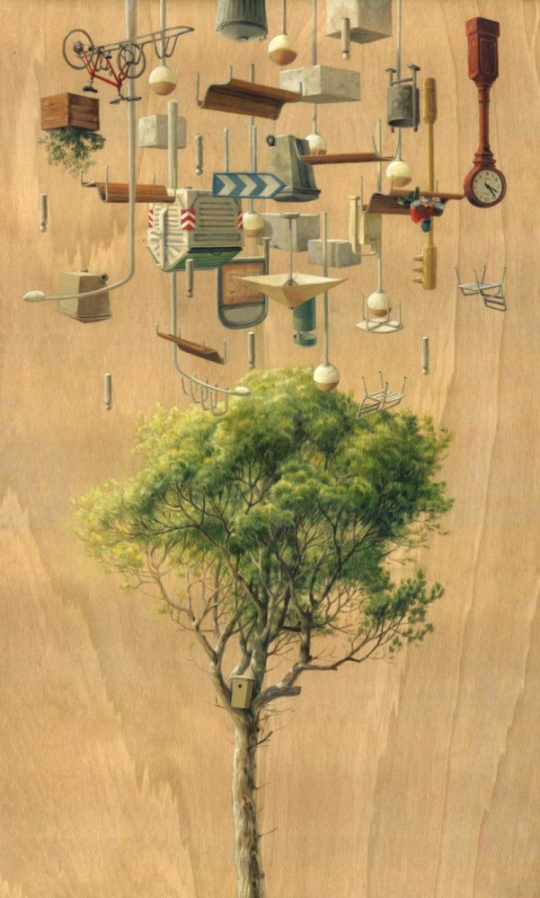 Gravity-Defying Artworks by Cinta Vidal Agulló   Inspiration Grid   Design Inspiration