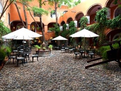 Hotel Best Western Monteverde Express  en San Miguel de Allende