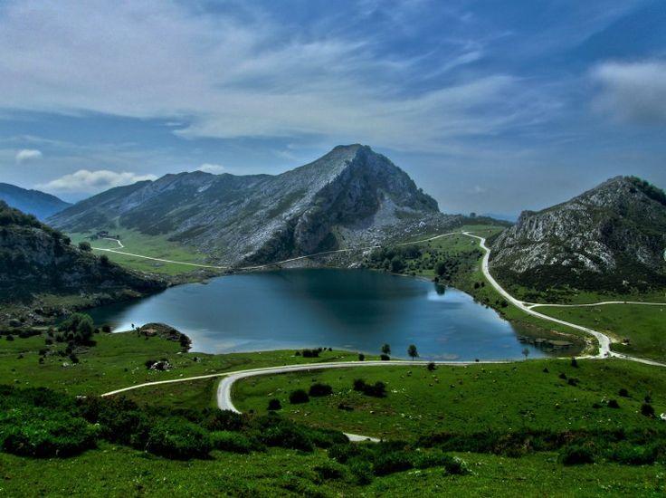 Lagos de Covadonga, Picos da Europa