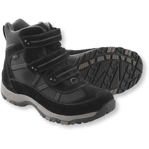L.L.Bean Men's Waterproof Snow Sneakers