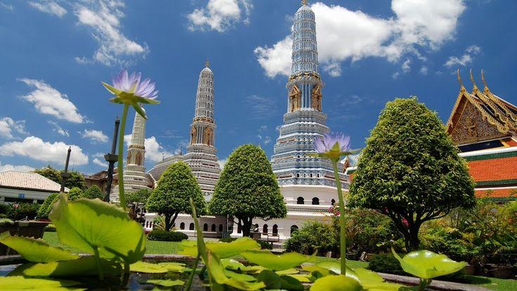 Bangkok and Pattaya