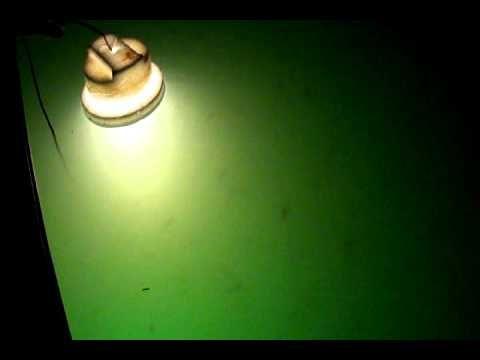 Night Crappie Fishing Video