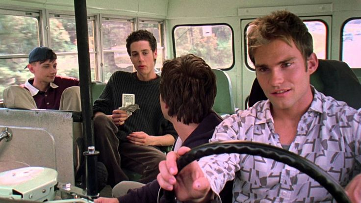 Road Trip (2000) - Amy Smart, Breckin Meyer, Seann William Scott