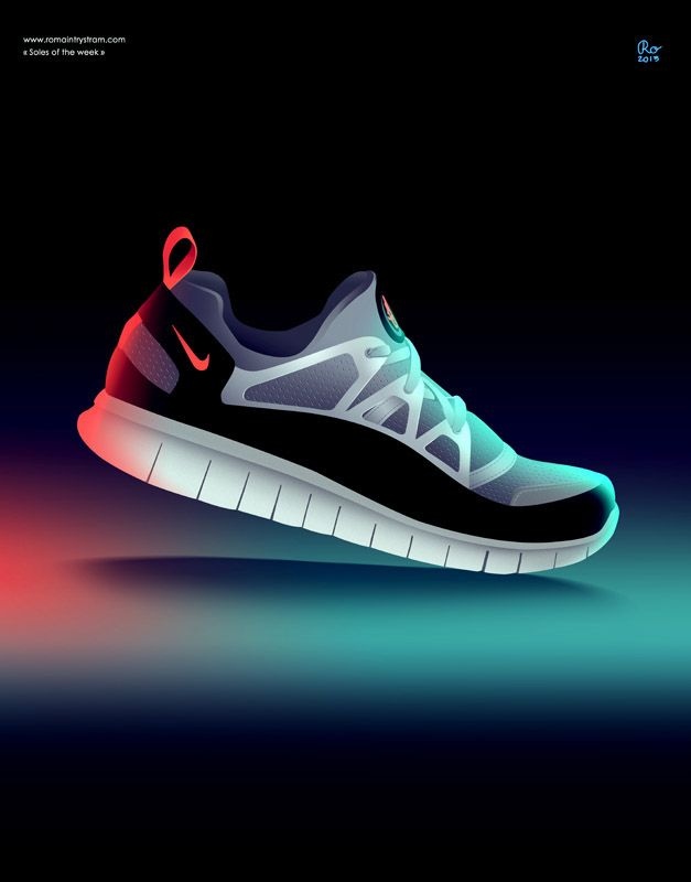 Sole of the week 2 on Behance