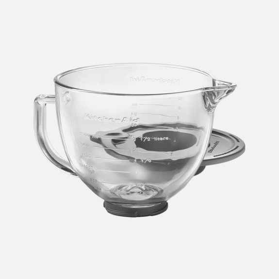 KitchenAid - Glass Mixing Bowl