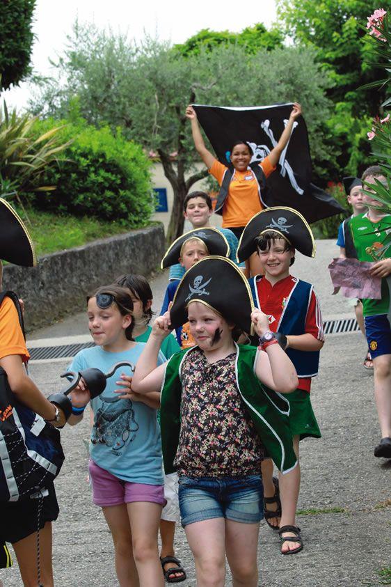 Ahoy, kameraden! Maak nieuwe vrienden tijdens het zoeken naar de begraven schat! http://www.canvasholidays.nl/campingvakanties/vakantie-met-kinderen/familyextra