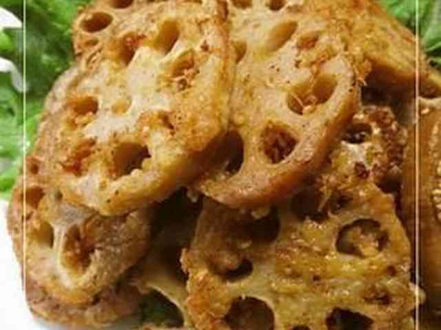 味付けは麺つゆだけ♬唐揚げレンコン❤。。の画像