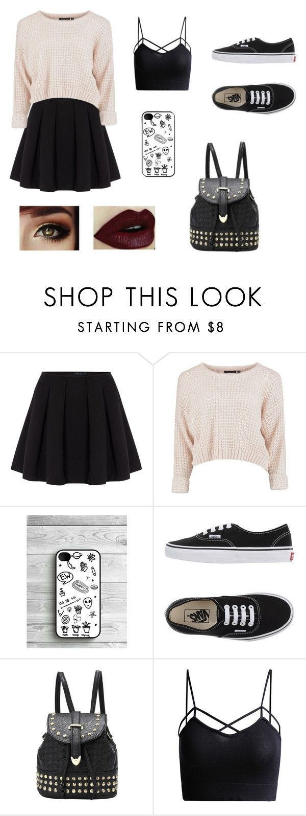 Cute fall outfit by teenageflowercrown liked on polyvore for Cute polo shirts for women