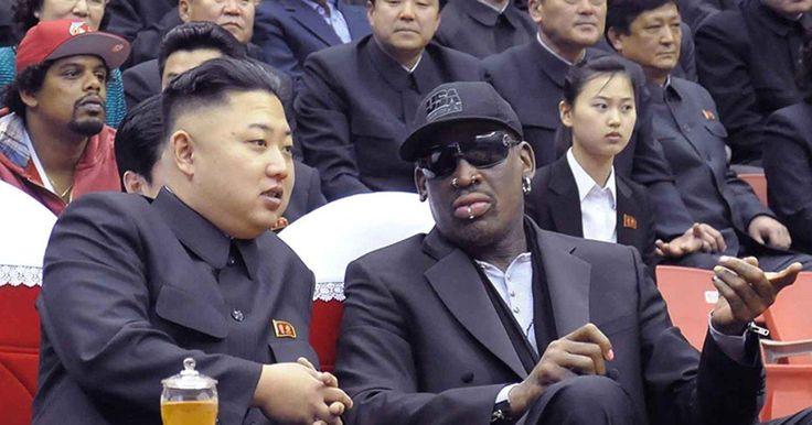 Dennis Rodman, NBA Hall of Famer, reportedly returning to North Korea - New York Daily News