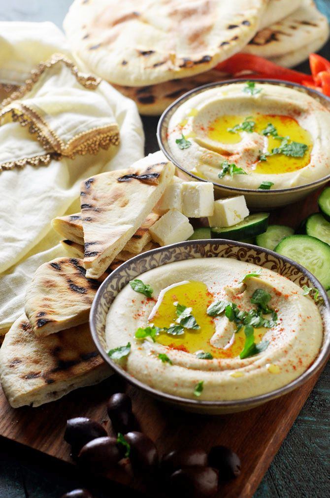 Michael Solomonov's Perfect Hummus Tehina. If you're searching for the best homemade hummus that doesn't require a ton of effort, then this recipe is for you. It doesn't get better than this dip. | hostthetoast.com